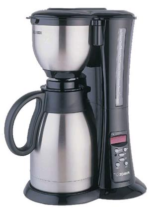 Zojirushi Coffee Maker With Grinder : Steven M. Scharf s World Famous Bicycle Coffee Systems