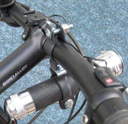 Best flashlight/handlebar mount money can buy for mountain